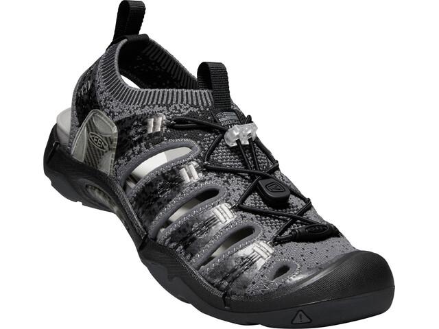 Keen M's Evofit One Sandals Heathered Black/Magnet